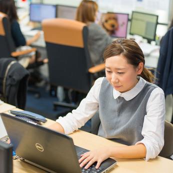 貿易事務募集語学力を活かすチャンスです!